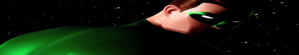 Green Lantern: The Animated Series Movie Banner