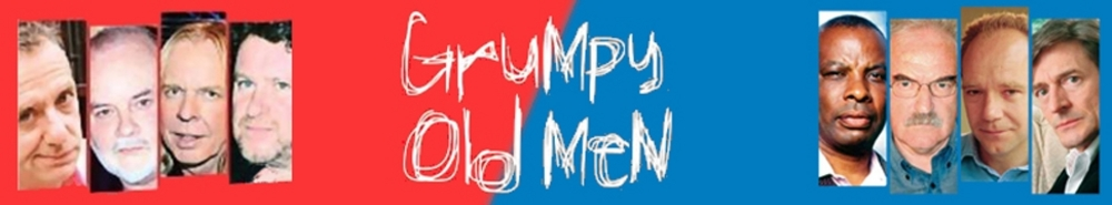 Grumpy Old Men (UK) Movie Banner