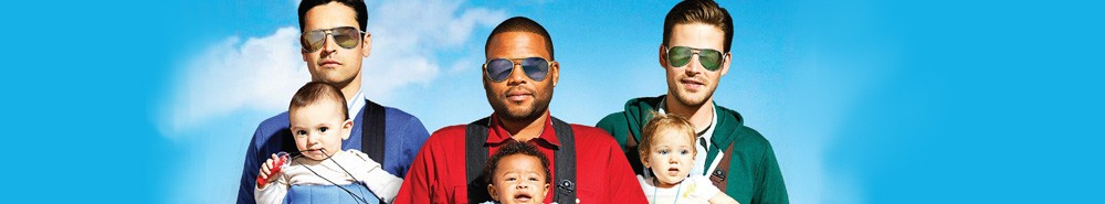 Guys With Kids Movie Banner