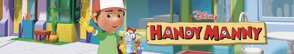 Handy Manny Movie Banner