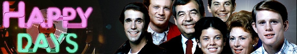 Happy Days Movie Banner
