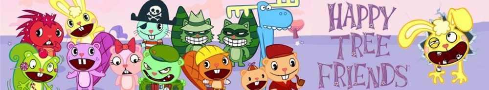Happy Tree Friends Movie Banner