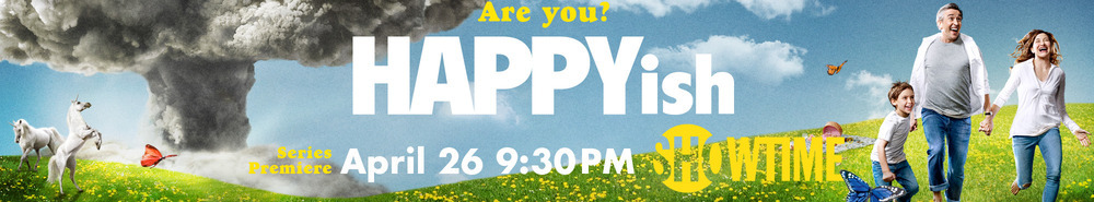 Happyish Movie Banner
