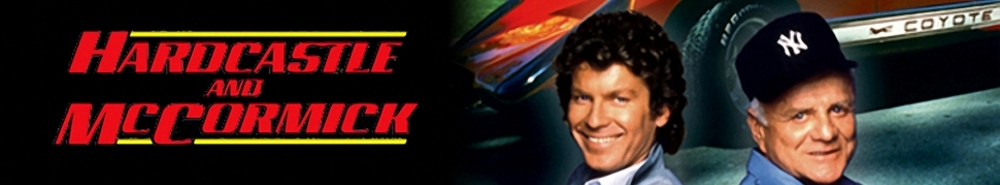 Hardcastle & McCormick Movie Banner