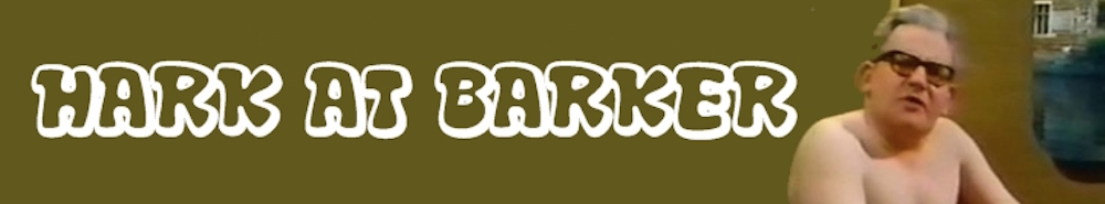 Hark At Barker (UK) Movie Banner