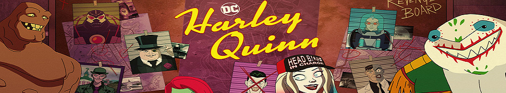 Harley Quinn Movie Banner