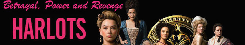Harlots Movie Banner