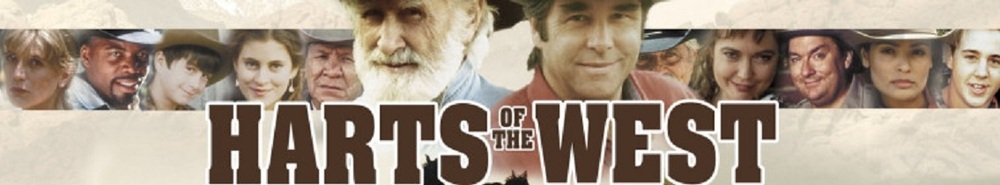 Harts of the West Movie Banner
