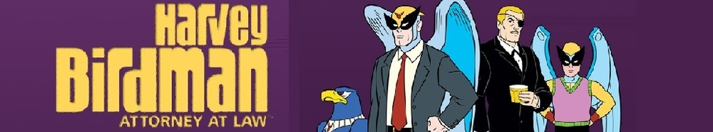 Harvey Birdman, Attorney at Law Movie Banner