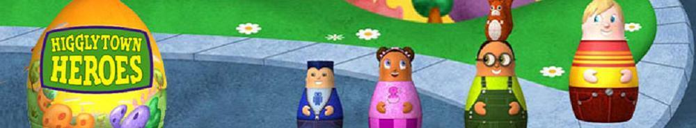 Higglytown Heroes Movie Banner