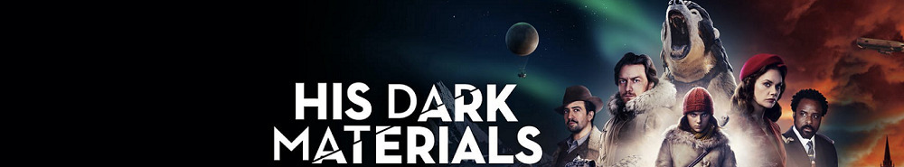 His Dark Materials Movie Banner