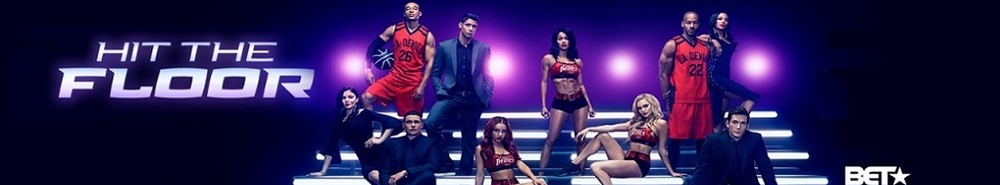 Hit the Floor Movie Banner