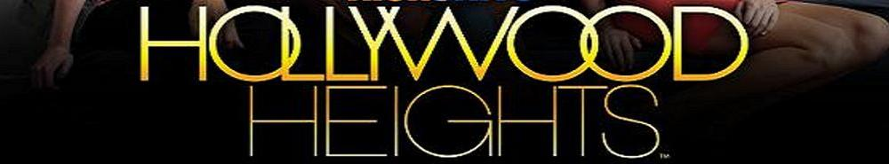 Hollywood Heights Movie Banner