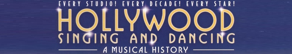 Hollywood Singing and Dancing (UK) Movie Banner