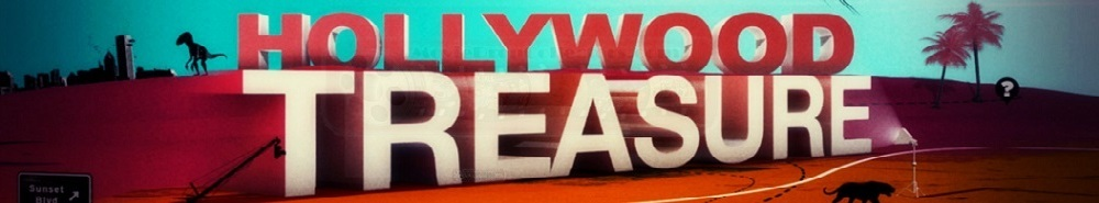 Hollywood Treasure Movie Banner