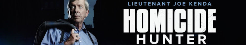 Homicide Hunter Movie Banner