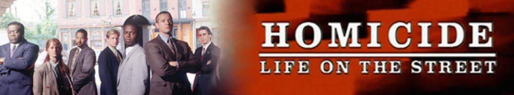 Homicide: Life on the Street Movie Banner