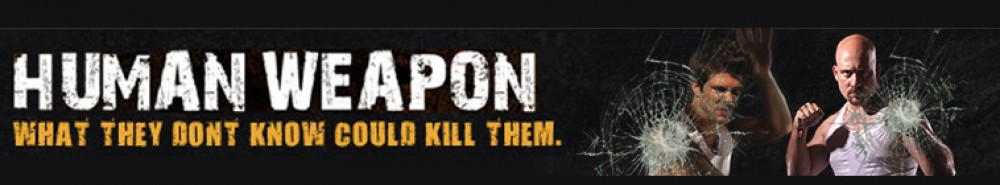 Human Weapon Movie Banner