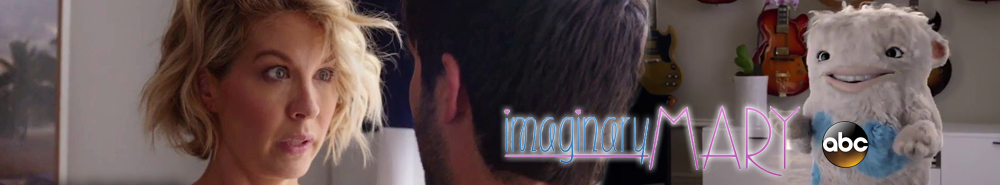 Imaginary Mary Movie Banner