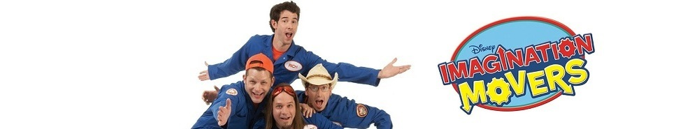 Imagination Movers Movie Banner