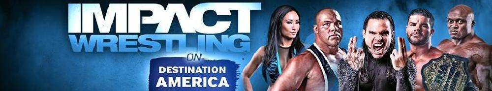 Impact Wrestling: Unlocked Movie Banner