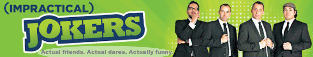 Impractical Jokers Movie Banner