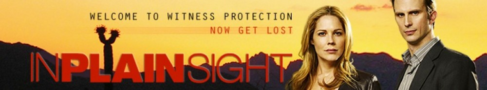 In Plain Sight Movie Banner