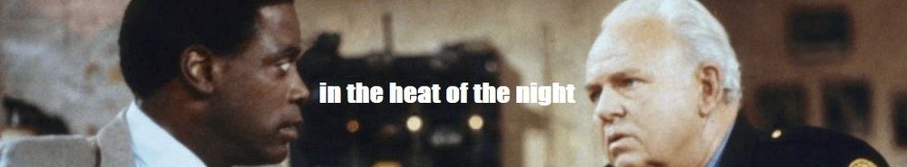 In the Heat of the Night Movie Banner