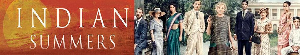 Indian Summers (UK) Movie Banner