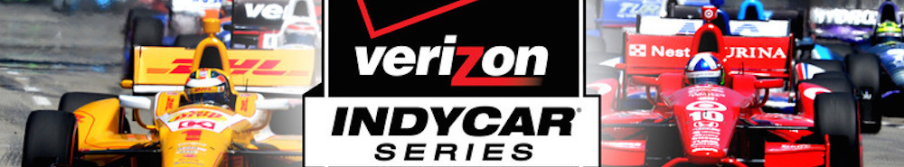 IndyCar Movie Banner