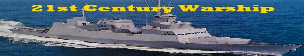 Inside: 21st Century Warship Movie Banner