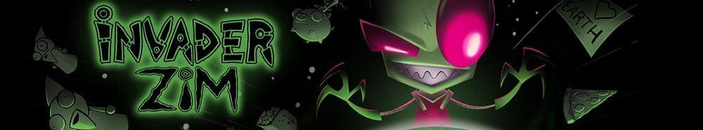 Invader ZIM Movie Banner