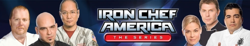 Iron Chef America Movie Banner