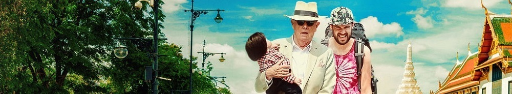 Jack Whitehall: Travels with my Father Movie Banner