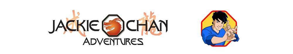 Jackie Chan Adventures Movie Banner