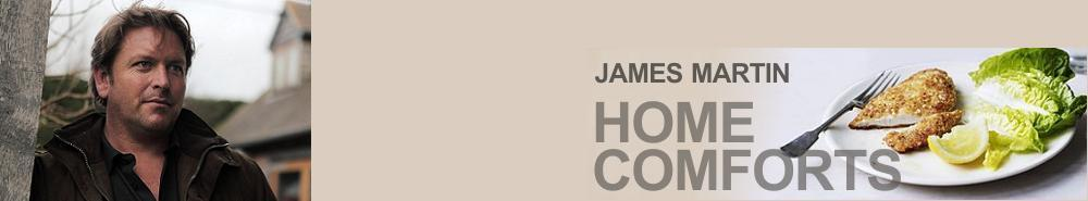 James Martin: Home Comforts (UK) Movie Banner