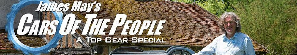 James May's Cars of the People (UK) Movie Banner