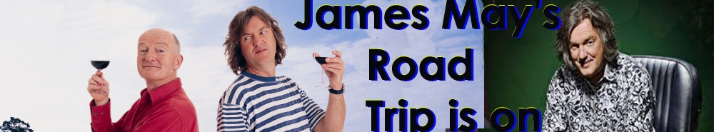 James May's Road Trip Movie Banner