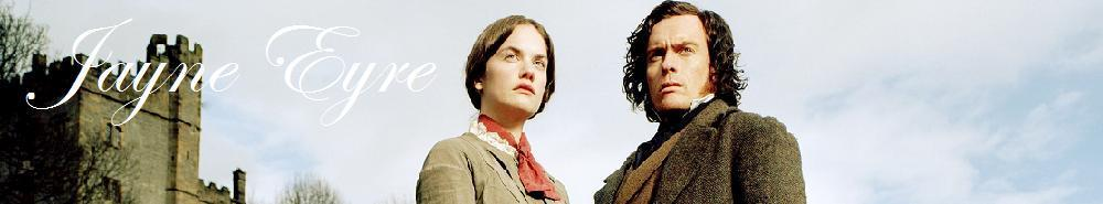 Jane Eyre (UK) Movie Banner