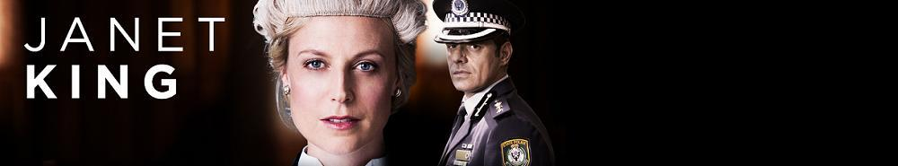 Janet King (AU) Movie Banner