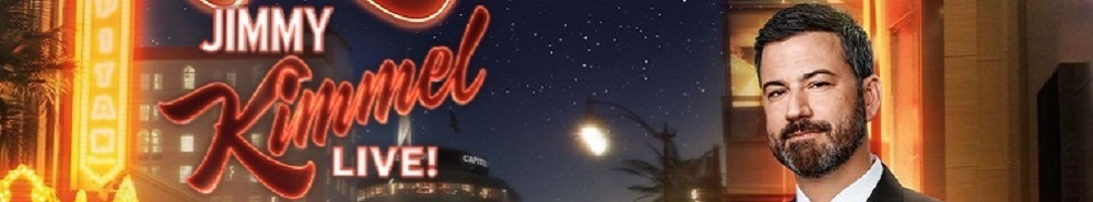Jimmy Kimmel Live Movie Banner