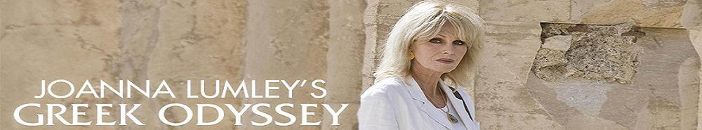 Joanna Lumley's Greek Odyssey (UK) Movie Banner