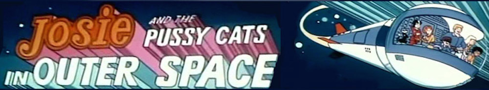 Josie and the Pussycats in Outer Space Movie Banner