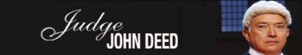 Judge John Deed (UK) Movie Banner