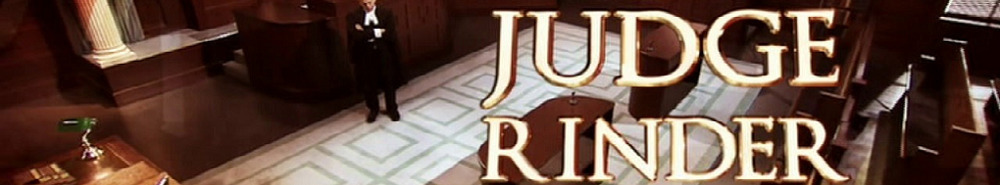 Judge Rinder (UK) Movie Banner