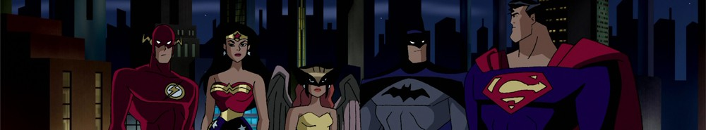 Justice League Unlimited Movie Banner