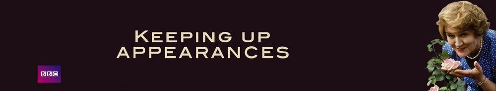 Keeping Up Appearances (UK) Movie Banner
