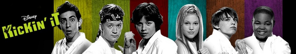 Kickin' It Movie Banner