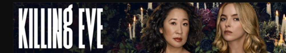 Killing Eve Movie Banner