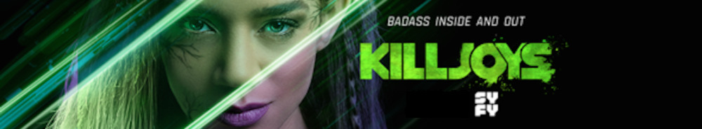 Killjoys Movie Banner